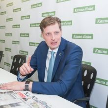 K. Mažeika: už seno automobilio atsisakymą – tūkstantis eurų