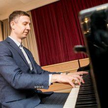 Muzikos mokykloje pasikeitė ne tik direktorius