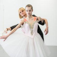 Balerina, su kačiuku ant peties: baletas – mano kelias į gyvenimo tikslą