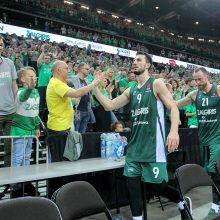 """V.Garastas apie """"Žalgirio"""" kelionę: ir mes esame Kaune pralaimėję finalą su CSKA"""