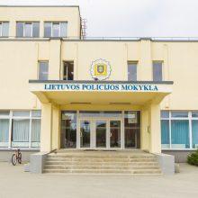 Po policijos mokyklos remonto liko be pinigų