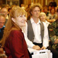 Rašytojo A. Landsbergio palikimas – meilė Lietuvai ir menui