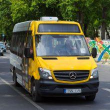 Kauniečių apklausa: senjorai mikroautobusų nepasiges, nes važinėja taksi