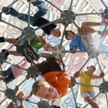 Kaip gerinti vaikų sveikatą?