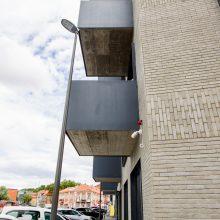 Įžūlu: balkonus iškišo į valstybinę žemę