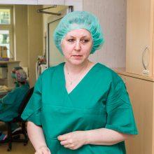 Gydytoja: vėžį įveikti sunkiau, nei užsitarnauti pripažinimą