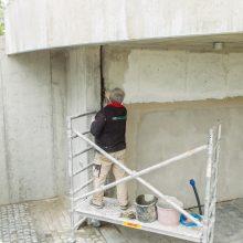 Aleksoto apžvalgos aikštelė dar nesutvarkyta – statytojams skaičiuojami delspinigiai