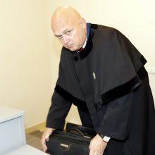 Skandalistas išbrauktas iš advokatų sąrašo