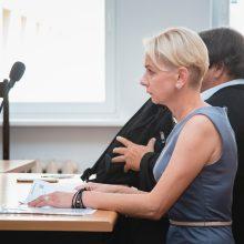 Sunkios pedagogės pagirios: ar Temidė jos pasigailės?