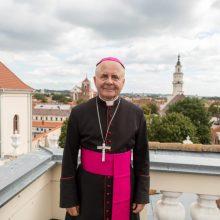Šeštadienį vyks kardinolo S. Tamkečiviaus padėkos mišios