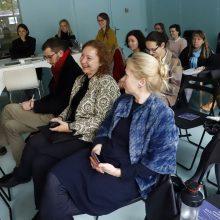 Kaunas bus dar atviresnis – pristatomas kultūros prieinamumo gidas