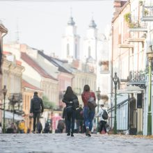 Kada tvarkys Vilniaus gatvę?