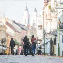 Ruošiamasi Vilniaus gatvės rekonstrukcijai: paskelbtas darbų konkursas