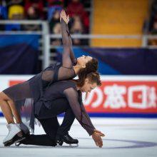 Išbandymai čiuožėjams – ant Graco ledo