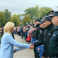 Artėjant Angelų sargų dienai – tradicinė policijos šventė