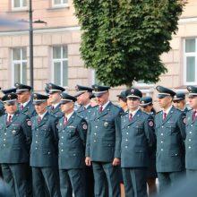 Kauno pareigūnai kviečia kartu paminėti Angelų sargų dieną