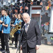 Holokausto tragediją prisiminęs V. Landsbergis: pasistenkime, kad tai nepasikartotų