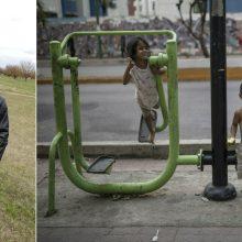 Liudijimas iš Venesuelos: laimė išgyventi dar vieną dieną
