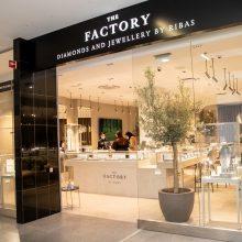 """""""The Factory Diamonds and Jewellery by Ribas"""" deimantų namai – Kaune"""