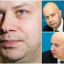 Tyrimas: žiniasklaidoje matomiausias ministras – A. Veryga