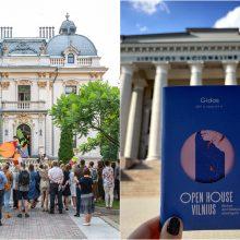 """Architektūros festivalis """"Open House Vilnius"""" kviečia aplankyti per 50 išskirtinių pastatų"""