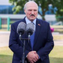 Rinkimų komisija: A. Lukašenka gavo virš 80 proc. balsų