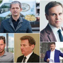 Turtingiausių lietuvių sąrašo viršuje – gerai žinomos pavardės
