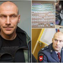Skandalas Kauno policijoje: Kriminalinės policijos dieną D. Karalukas sutiks už grotų
