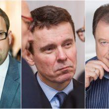 """""""MG Baltic"""" byla: P. Narkevičius sako, kad spaudimo dėl pataisų nepatirdavo"""