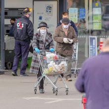 Prekyba baltarusiškomis prekėmis Lietuvoje – kol kas be trikdžių: politika įtakos nepadarė