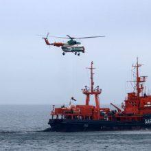 Kariuomenė už 40 mln. eurų pirks naują teršalų likvidavimo laivą