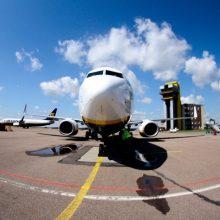 Iš Kauno oro uosto nė vienas lėktuvas nepakilo laiku: vienas skrydis – atšauktas