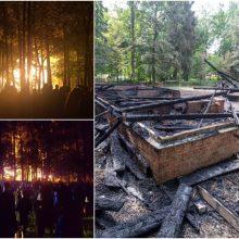 "Festivalio ""Granatos live"" gaisro byla: kaltinamieji – išteisinti"