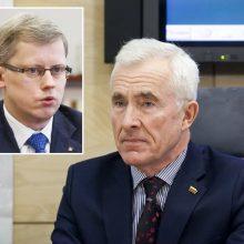 Neištvėrė: iš D. Kepenio vadovaujamos komisijos traukiasi ir A. Kupčinskas