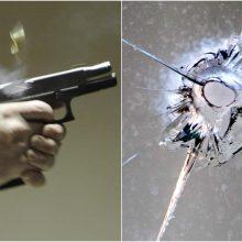 Šūviai Taikos prospekte: incidentą išprovokavo narkomano draugė