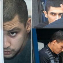 Lietuvą sukrėtusios žmogžudystės byla: teisme tęsiamos kaltinamųjų apklausos