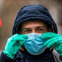 Rekordinis naujų COVID-19 atvejų skaičius: liga patvirtinta 2339 žmonėms, mirė dar 22 asmenys