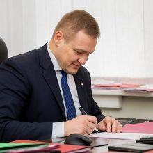 Aiškėja, ką toliau veiks ministro postą paliekantis E. Misiūnas