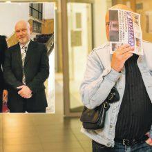Kauno barą saugojo už išžaginimą teistas asmuo