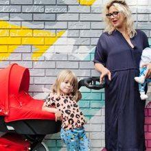 Jauna mama kovoja už tėvų teisę į lankstų darbo grafiką