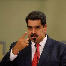 Europos šalys nori paskelbti sankcijas Venesuelos pareigūnams, tarp jų – N. Maduro