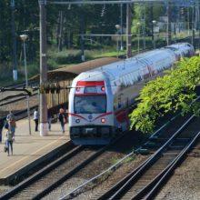 Aiškėja, kada vėl pradės kursuoti traukiniai tarp Kauno ir Palemono