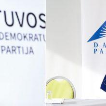 """""""Darbiečiai"""" ir socialdarbiečiai rengia suvažiavimus – pradės ruoštis rinkimams"""