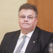 Ministras: Rusijos grąžinimas pakerta Europos Tarybos autoritetą