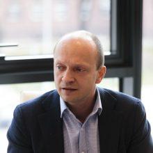N. Mačiulis: algų didinimo strategija nėra tvari, o viešasis sektorius – per didelis