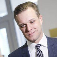 Rinkimuose balsą atidavęs G. Landsbergis: Seime gali būti pokyčių