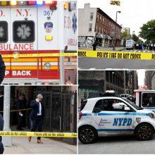 Niujorko klube – šaudynės, žuvo mažiausiai keturi žmonės
