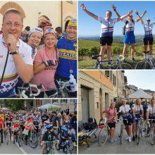 Žygis dviračiais – dėl kilnaus tikslo