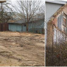 Įžūlu: verslininkai sunaikino savivaldybės turtą?