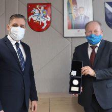 Kauno rajono merui – Vyriausybės padėka